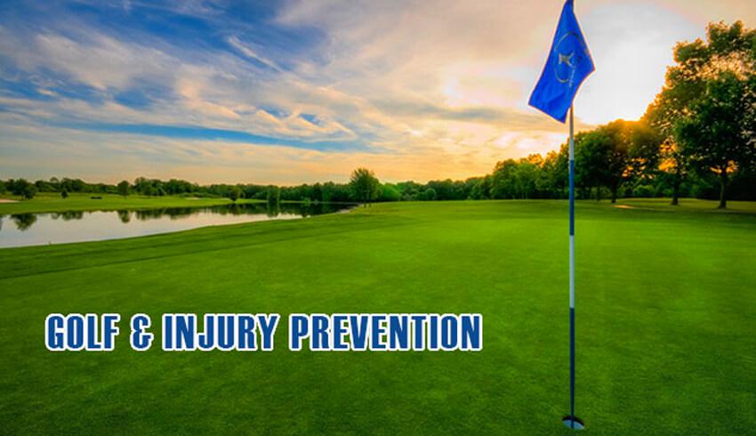 Golf & Injury Prevention